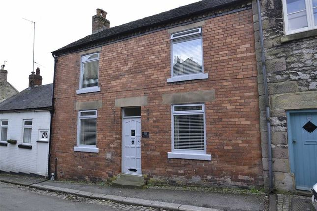 Thumbnail Cottage to rent in The Dale, Wirksworth, Derbyshire
