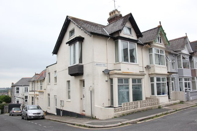 Thumbnail Maisonette for sale in Allendale Road, North Hill, Plymouth