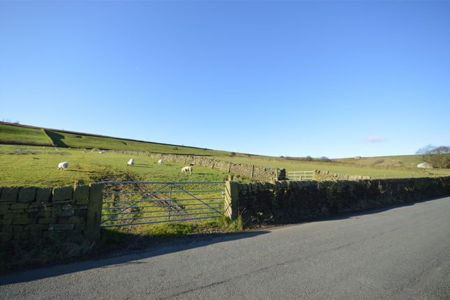 Thumbnail Land for sale in Widdop Road, Hebden Bridge, West Yorkshire