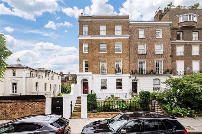 Thumbnail Semi-detached house for sale in Campden Hill Square, Kensington, London