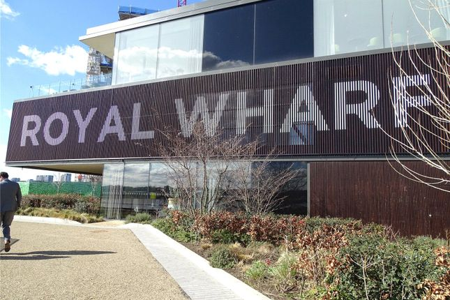 Thumbnail Property for sale in Windlass House, (F.K.A. Compass House), Royal Wharf, London