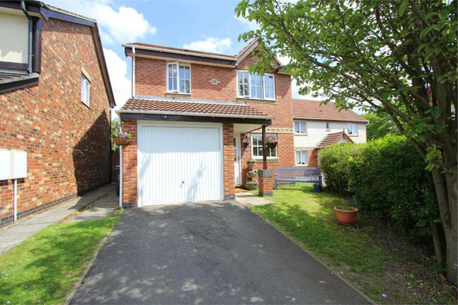 3 bed detached house for sale in Cottesbrooke Gardens, East Hunsbury, Northampton NN4