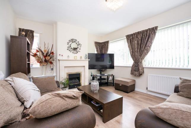 Lounge of Jackson Avenue, Ponteland, Northumberland, Tyne & Wear NE20