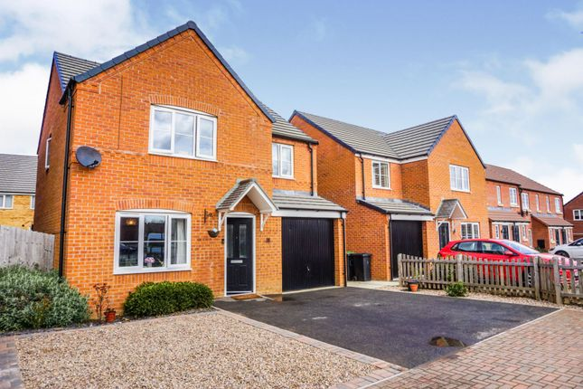4 bed detached house for sale in Snow Close, Holdingham, Sleaford NG34