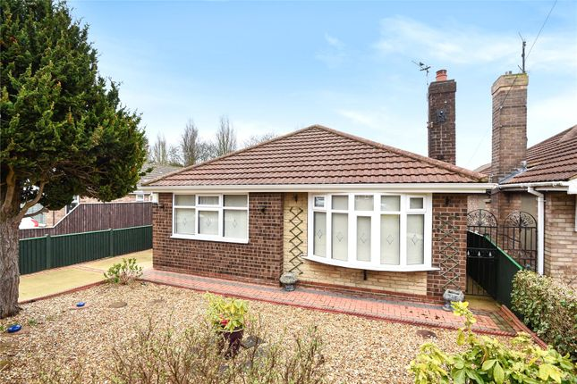 Thumbnail Bungalow for sale in Seaford Road, Cleethorpes