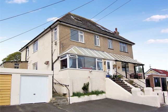 Thumbnail Semi-detached house for sale in Townsend Avenue, Seaton