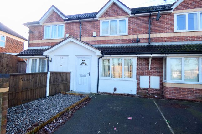 Woolfall Crescent, Huyton, Liverpool L36