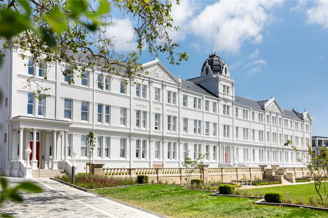 Thumbnail Flat for sale in College Gardens, St Helier, Jersey