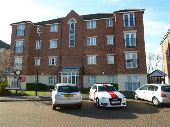 Thumbnail Flat to rent in Primrose Place, Doncaster
