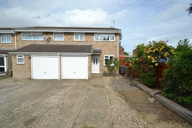 Thumbnail Property to rent in Cornflower Drive, Springfield, Chelmsford