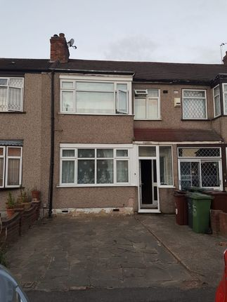 Thumbnail Terraced house to rent in Temple Avenue, Chadwell Heath