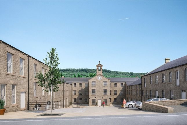 Thumbnail Mews house for sale in Glasshouses Mill, Harrogate, North Yorkshire