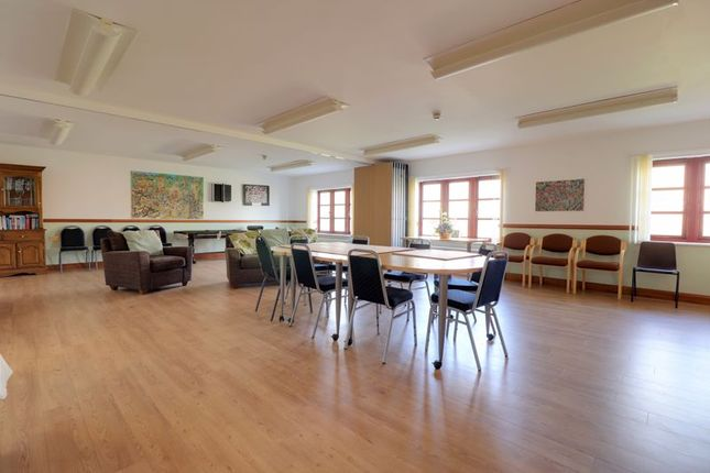 Communal Lounge of Old School Court, School Road, Wheaton Aston, Stafford ST19