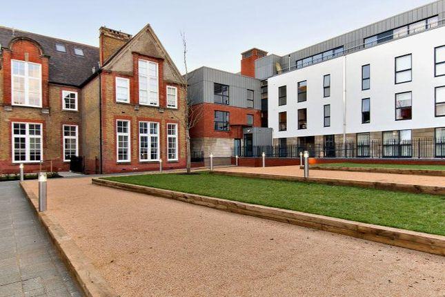 External of Pissarro House, Augustas Lane, Barnsbury Place, Islington, London N1