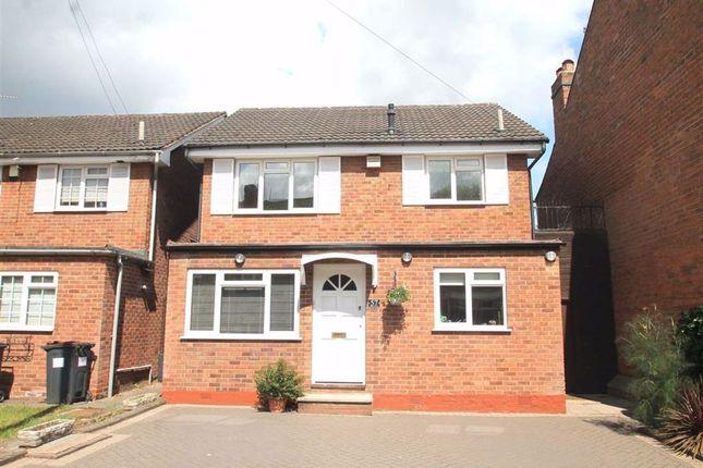 Thumbnail Detached house for sale in Regent Road, Harborne, Birmingham