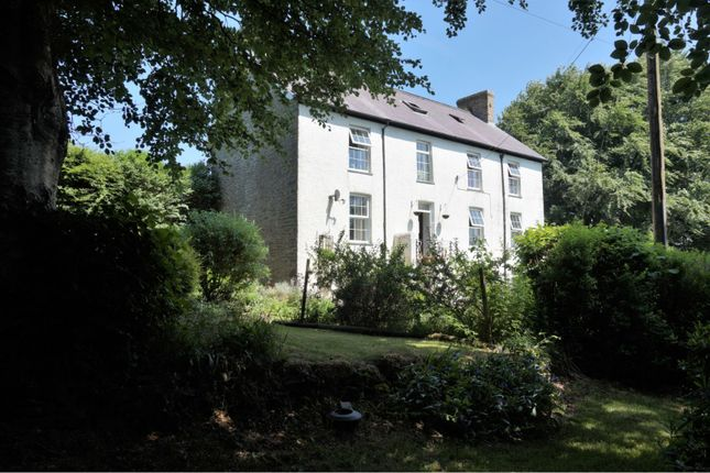 Thumbnail Detached house for sale in Ystrad Meurig, Ystrad Meurig