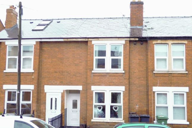 Thumbnail Terraced house for sale in Stanley Road, Linden, Gloucester