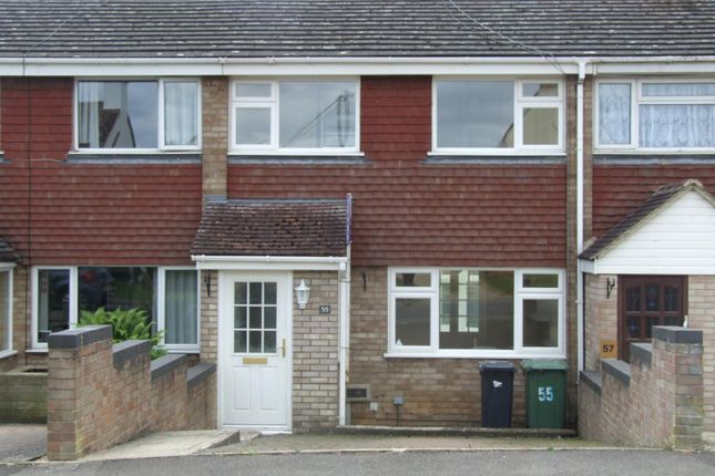 Thumbnail Terraced house to rent in Joyces Road, Stanford In The Vale, Faringdon