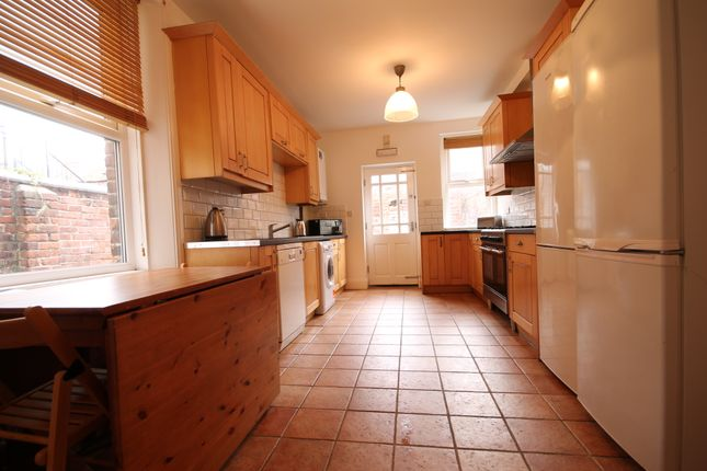 Thumbnail Terraced house to rent in Mayfair Road, Jesmond, Newcastle Upon Tyne