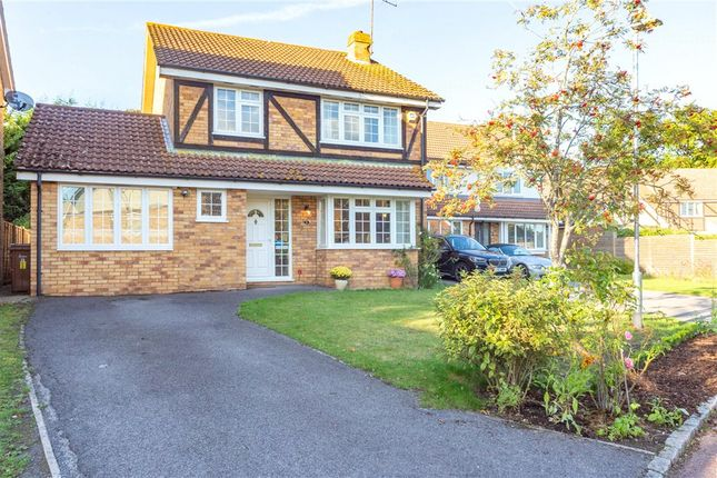 Detached house for sale in Cherry Tree Grove, Wokingham, Berkshire