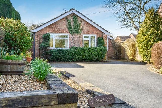 Thumbnail Detached bungalow for sale in Ford, Aylesbury