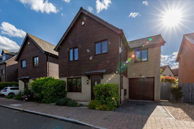 Thumbnail Detached house for sale in Bewdley Grove, Broughton, Milton Keynes