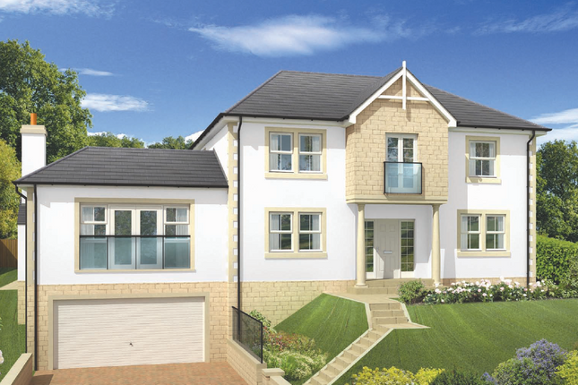 Thumbnail Detached house for sale in Plot 45, Monkswood, Gattonside, Melrose, Scottish Borders