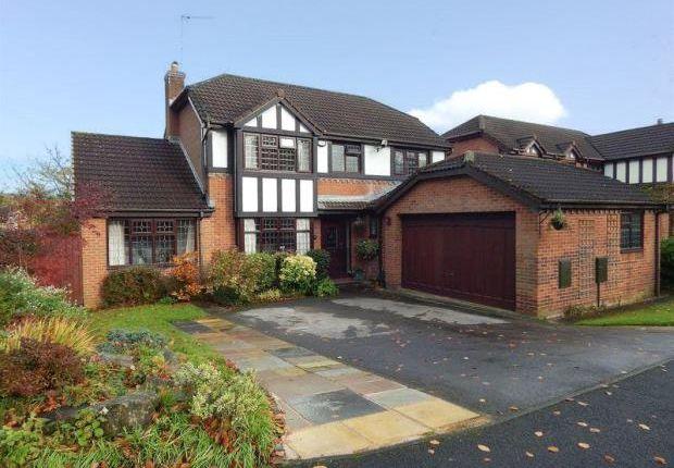 Thumbnail Detached house for sale in Ridge Way, Penwortham, Preston
