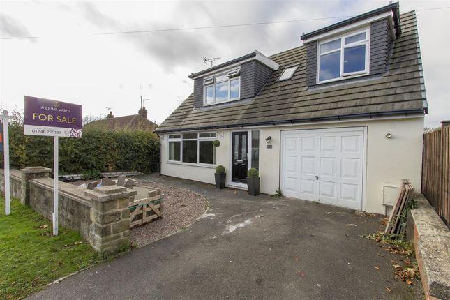 Thumbnail Detached bungalow for sale in Clifton Avenue, Barlborough, Chesterfield