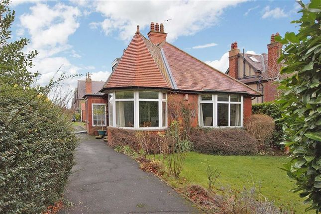 Thumbnail Detached bungalow for sale in Wetherby Road, Harrogate, North Yorkshire