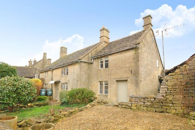 Thumbnail Cottage to rent in Windrush, Near Burford
