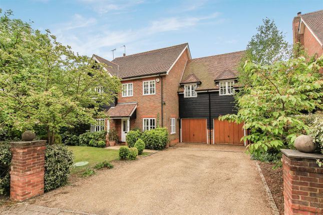 Thumbnail Detached house for sale in The Lye, Little Gaddesden, Berkhamsted