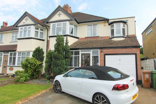 Thumbnail Semi-detached house for sale in Ingleby Way, Wallington