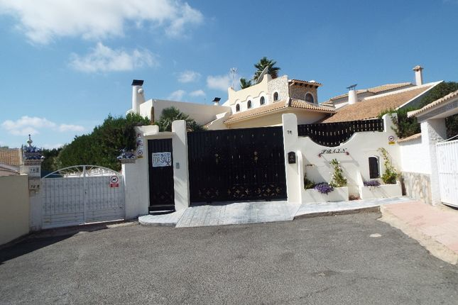 Thumbnail Villa for sale in Ciudad Quesada, Cuidad Quesada, Rojales, Alicante, Valencia, Spain