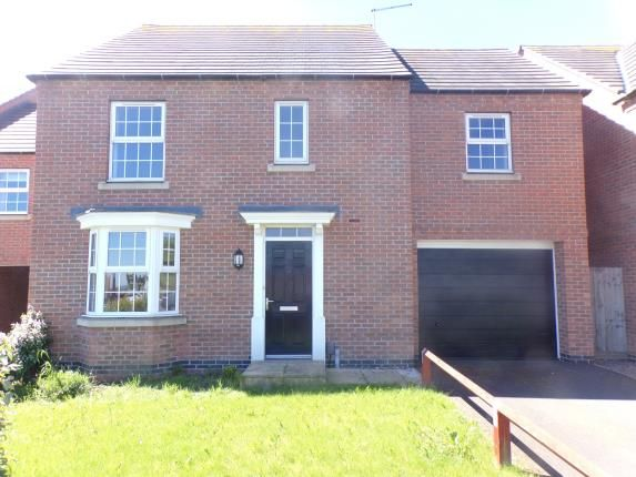 Thumbnail Detached house for sale in Sanderling Way, Forest Town, Mansfield, Nottingham
