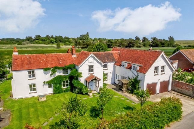 Thumbnail Detached house for sale in Mill Lane, Sidlesham, Chichester, West Sussex