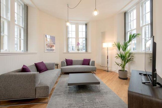 Thumbnail Flat to rent in Nightingale Way, Edinburgh