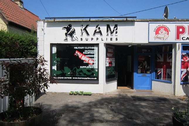 Thumbnail Retail premises to let in The Green, Lyneham