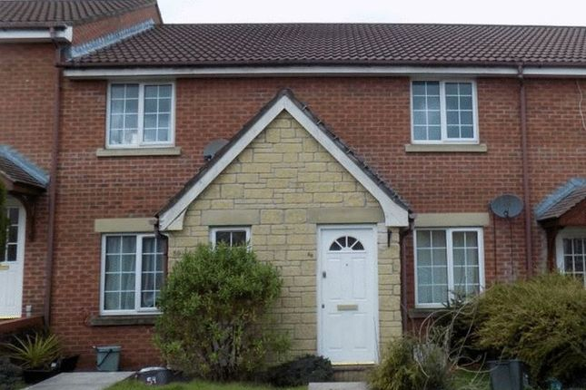 Thumbnail Terraced house for sale in Cwrt Nant Y Felin, Caerphilly
