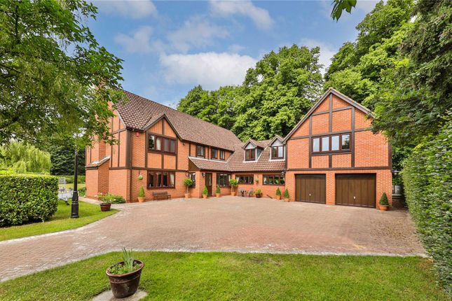 Thumbnail Detached house for sale in East Lodge Ride, South Cave, Brough