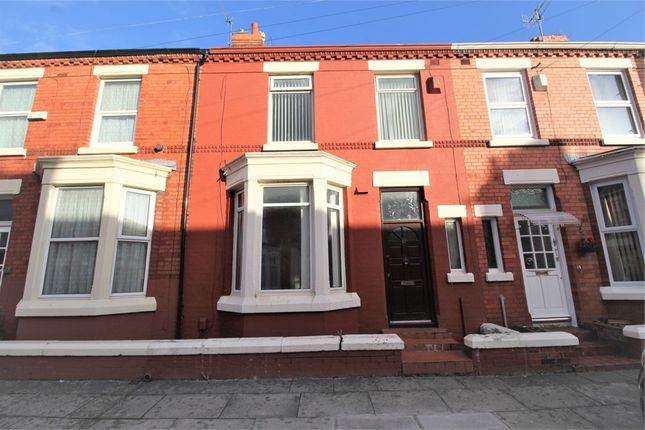 Thumbnail Terraced house for sale in Pagefield Road, Allerton, Liverpool, Merseyside