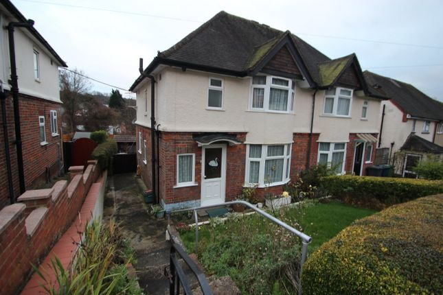 Thumbnail Semi-detached house to rent in Underwood Rd, High Wycombe