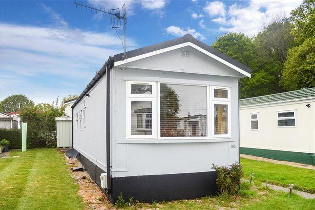 Mobile/park home for sale in Shipbourne Road, Tonbridge, Kent