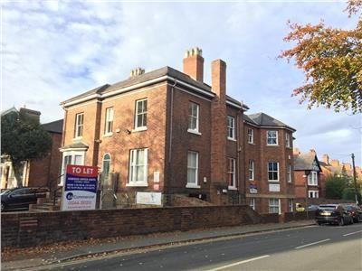Thumbnail Office to let in Lower Ground Floor, Kelso House, 13 Grosvenor Road, Wrexham, Wrexham