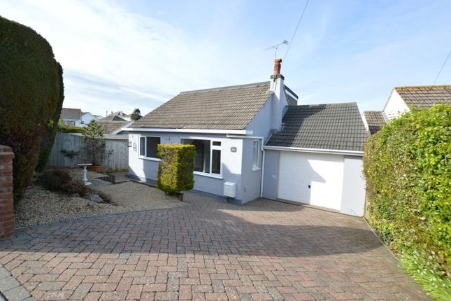 Thumbnail Detached bungalow for sale in Higher Copythorne, Brixham, Devon