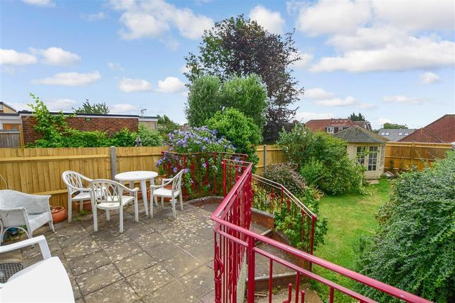 Patio / Decking of Fallowfield Crescent, Hove, East Sussex BN3