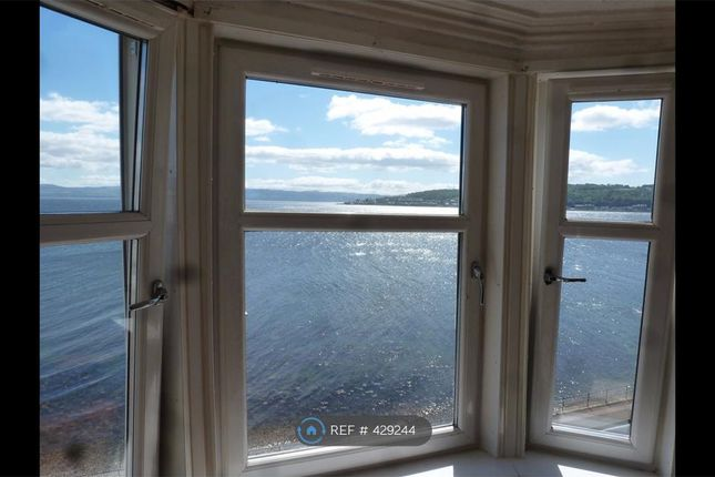 Thumbnail Flat to rent in Ardbeg Road, Rothesay