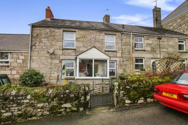 Terraced house for sale in Nanpean, St. Austell, Cornwall