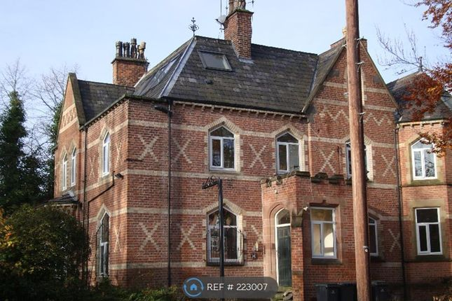 Thumbnail Flat to rent in Rectory Road, Manchester