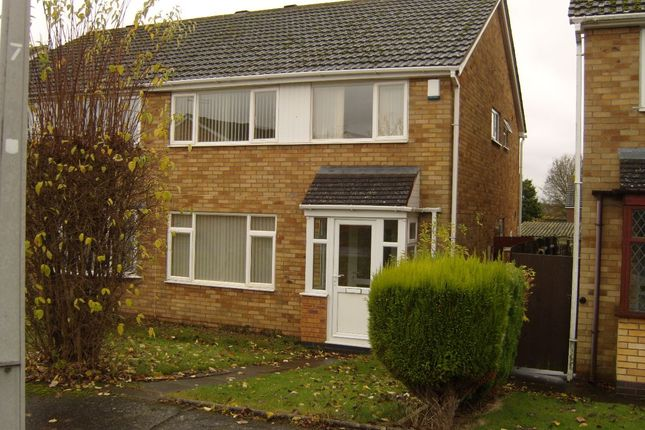 4 bed semi-detached house for sale in Lichen Green, Coventry CV4